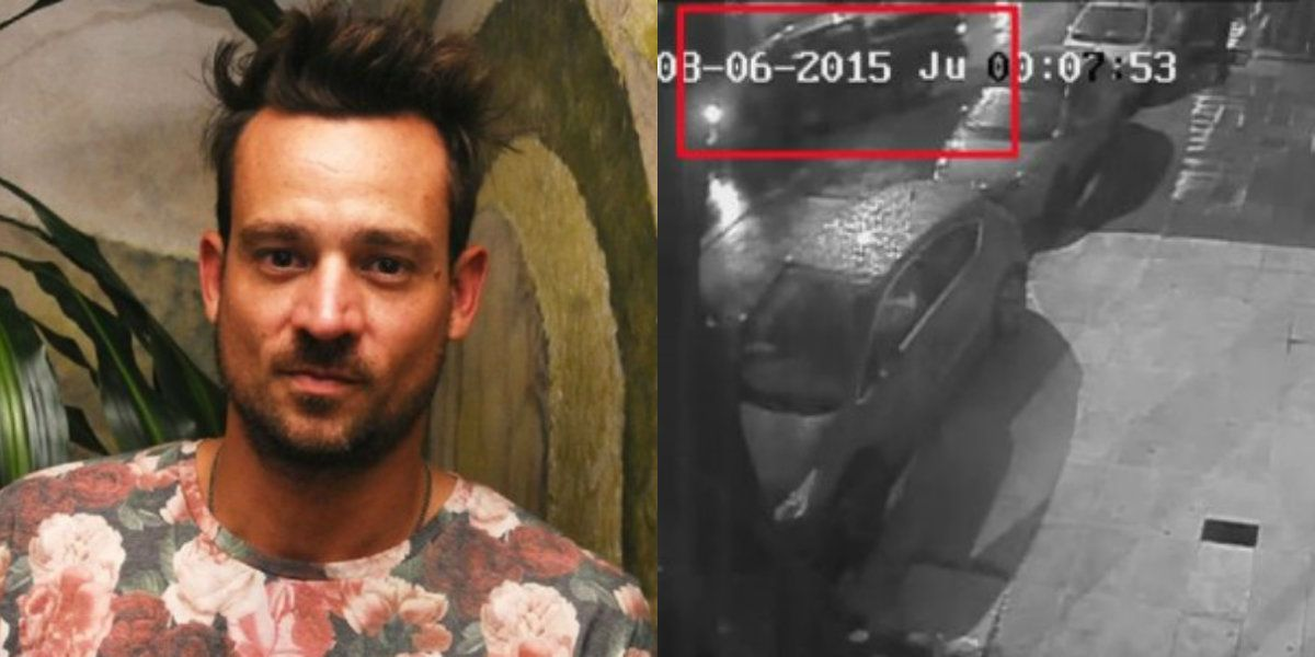 Declaran nula la detención de Chano Charpentier por el accidente en agosto de 2015