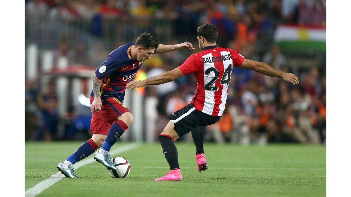 Todo no se puede: Lionel Messi perdió el premio al mejor gol de 2015