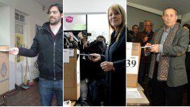 Tres de los seis candidatos presidenciales irán a las elecciones de octubre sin apoyos locales