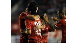 Independiente extendió su buena racha y se ilusiona