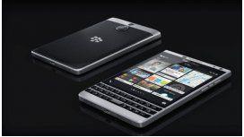 BlackBerry Passport 2015: la nueva apuesta de la compañía canadiense