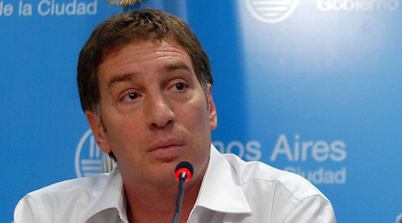 Santilli afirmó que nunca dejó de dialogar con los gremios porteños