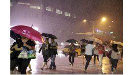 Pronosticar lluvias con 30 días de anticipación