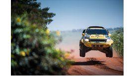 Hegemonía de las Ford Ranger en el rally brasilero Do Sertoes