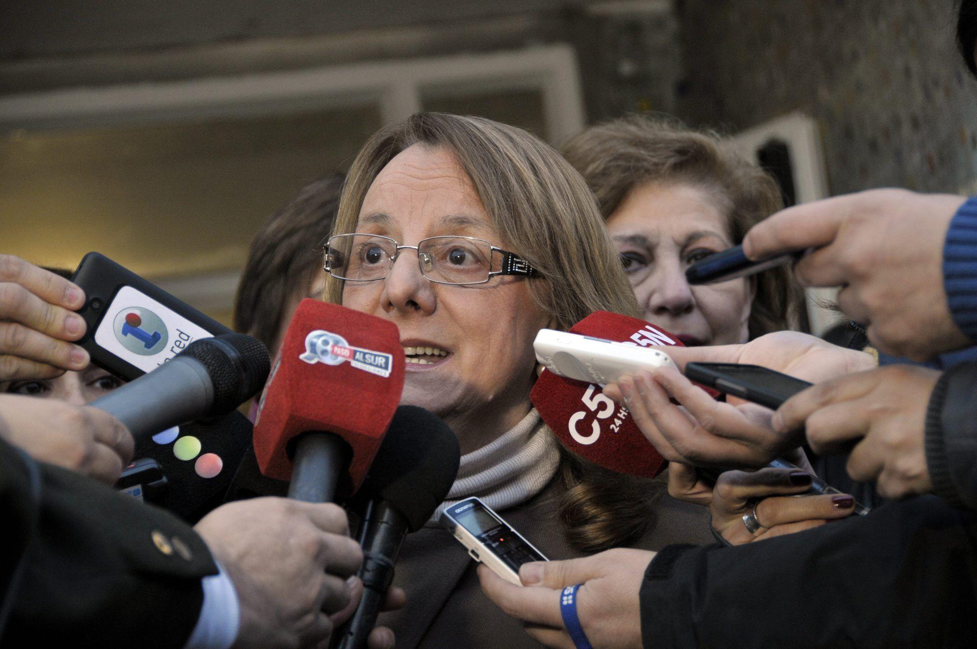 Alicia Kirchner confía en lograr una relación de ida y vuelta con el Gobierno