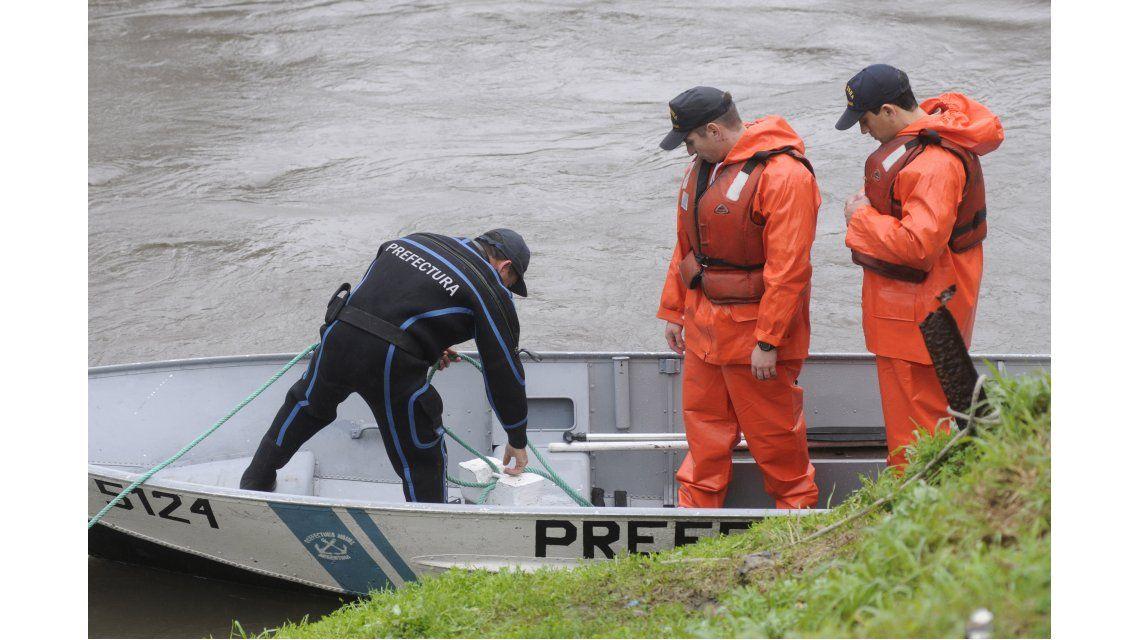 0bc984945 Hallan un cuerpo en el Riachuelo e Investigan si se trata de los Bruera