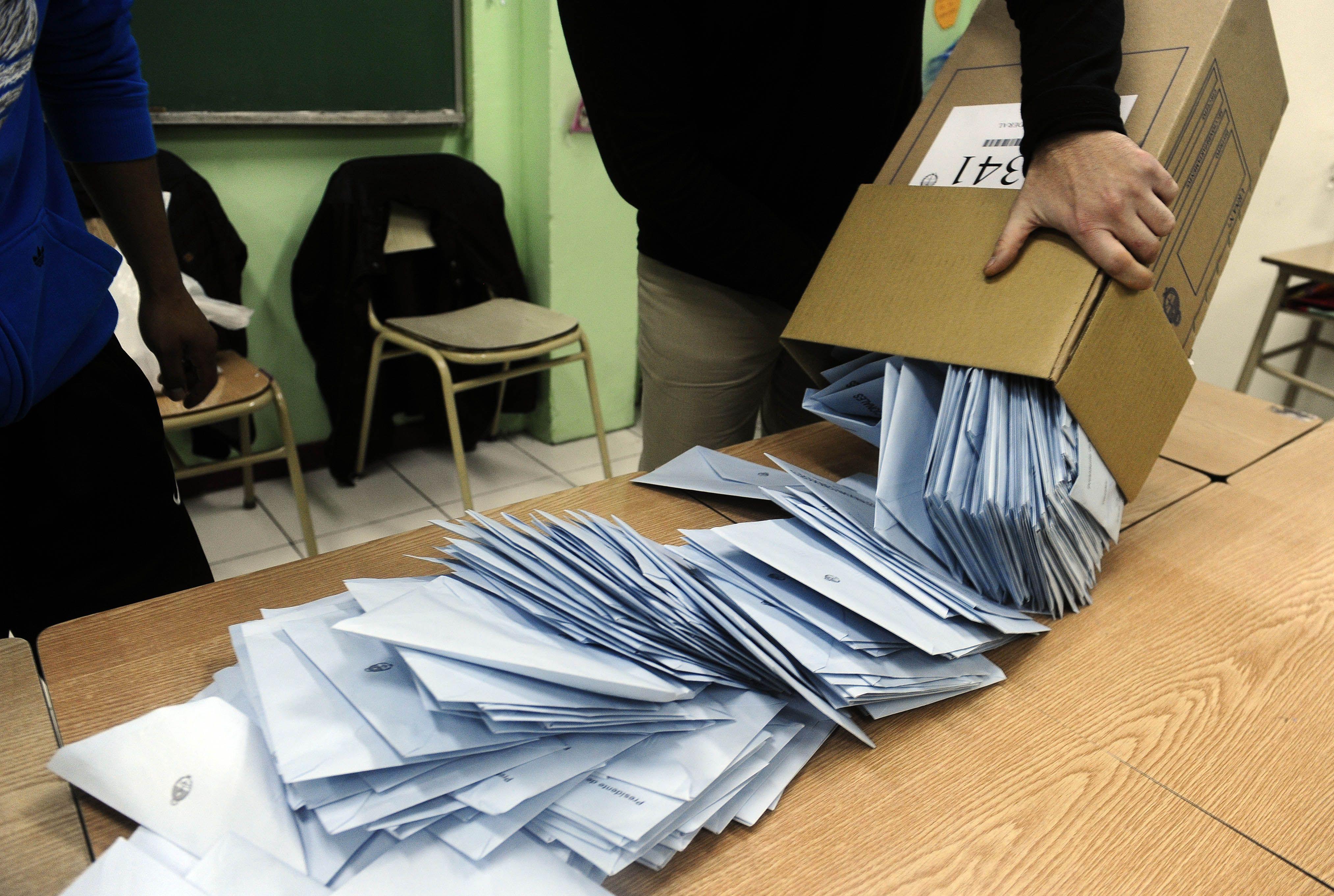 El juez Durán debe definir qué hace con las urnas denunciadas por Solá