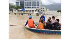 El peor tornado en lo que va del año ya lleva 17 muertos en China