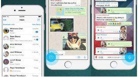 Actualizan WhatsApp para iOS con importantes novedades