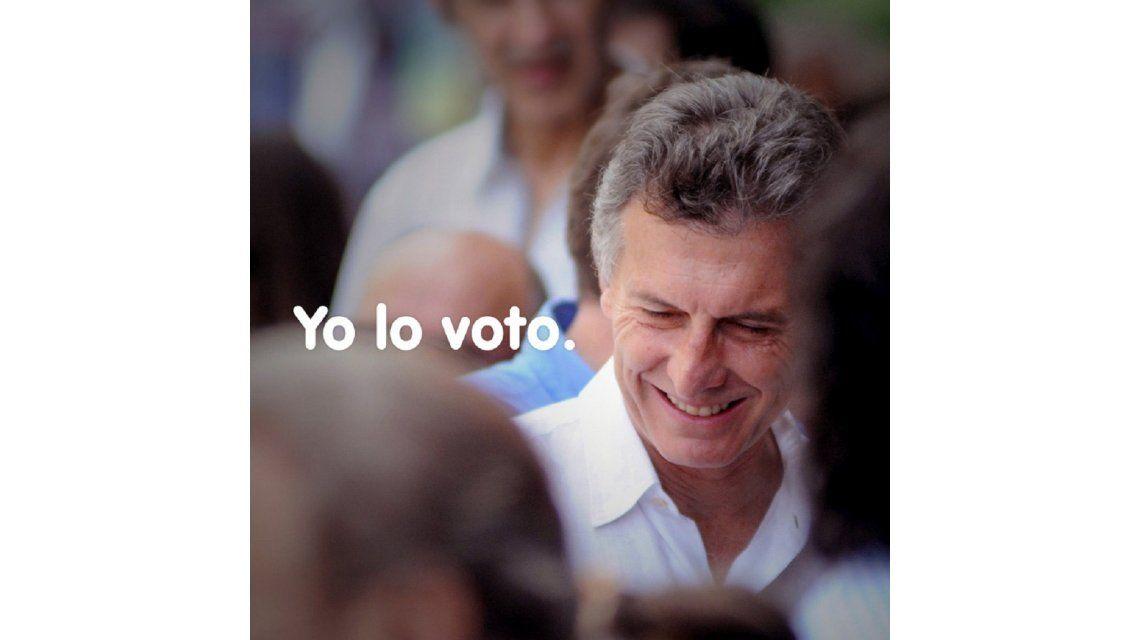 Macri cerrará su campaña con una masiva convocatoria a través de Facebook