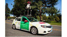 Autos de Google Street View determinarán la calidad del aire