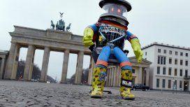 HitchBOT, el robot que dependía de la generosidad