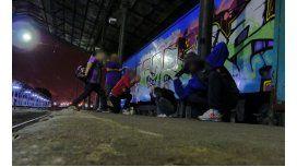 Éstos son los graffiteros argentinos que pintan los trenes del mundo
