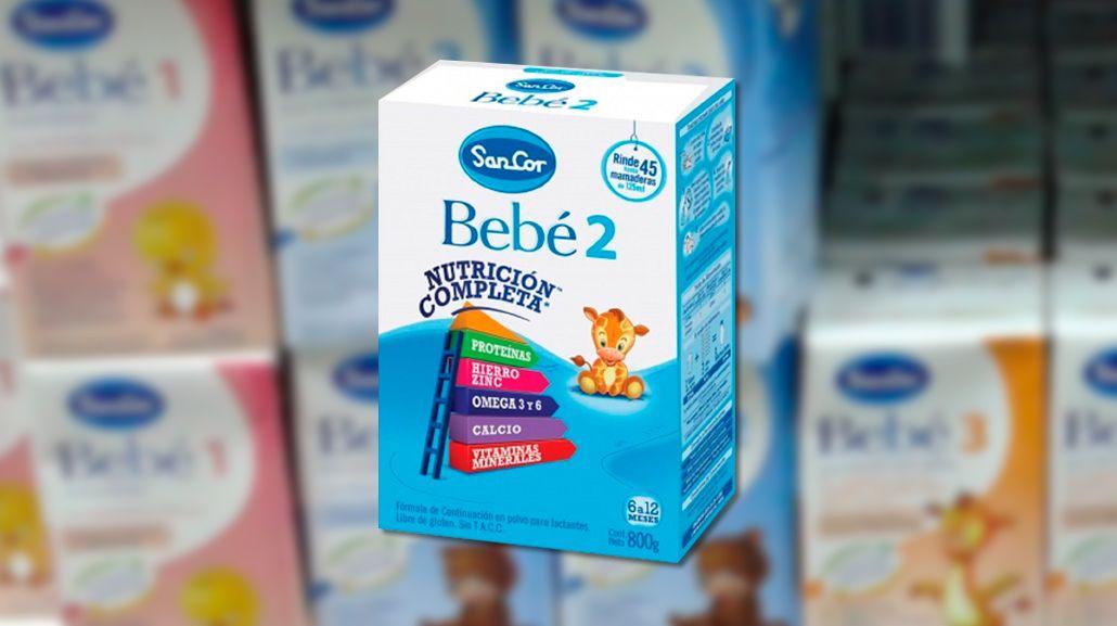Vuelven a autorizar la comercialización de la Sancor Bebé 2