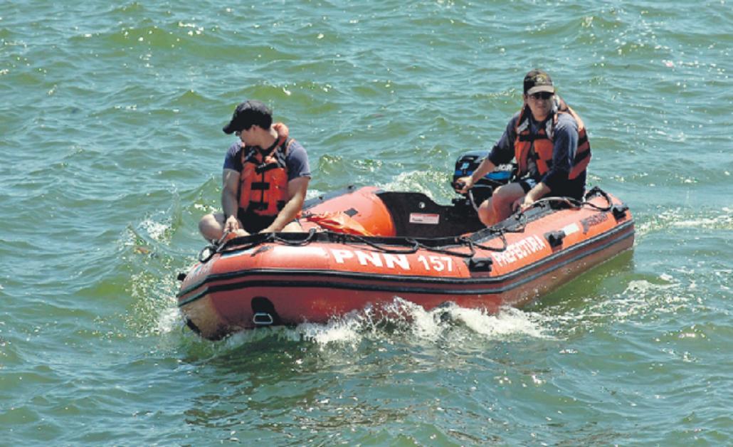 Viajaba a Uruguay y desapareció: creen que cayó de un barco