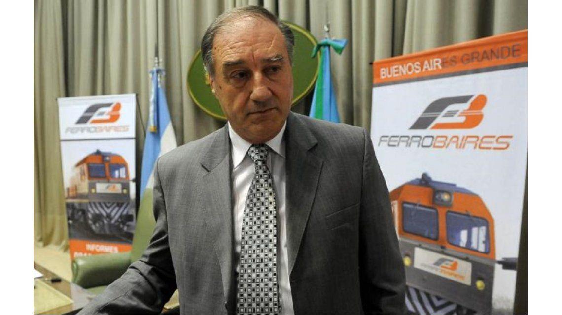 Maltana: Scioli logró reconstruir los ferrocarriles en la provincia de Buenos Aires con el aval del Gobierno nacional