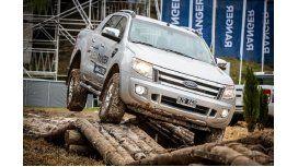 La Ford Ranger en la exposición rural por 14° año consecutivo