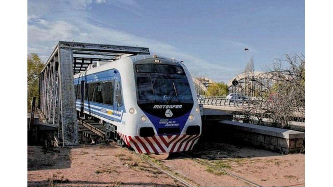 Cristina Kirchner inaugurará el tren interurbano que unirá Neuquén con Cipolletti