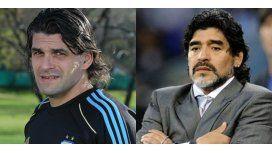 Mancuso le pide a Diego pericia psiquiátrica