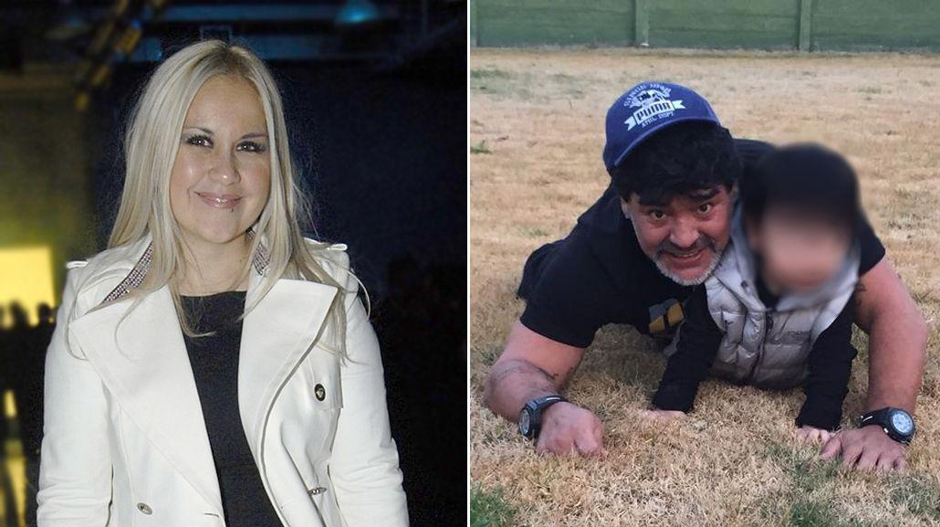 Verónica Ojeda vs. Dalma Maradona: No tengo ganas de que vea a mi hijo