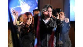 Cristina encabezará un acto en Santa Cruz junto a Máximo y Alicia Kirchner