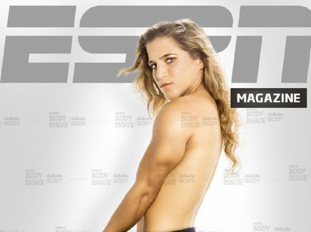 Del tatami al modelaje: Paula Pareto se desnudó para la tapa de una revista