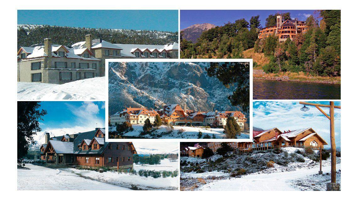 Conocé los mejores hoteles argentinos para disfrutar de la temporada de esquí