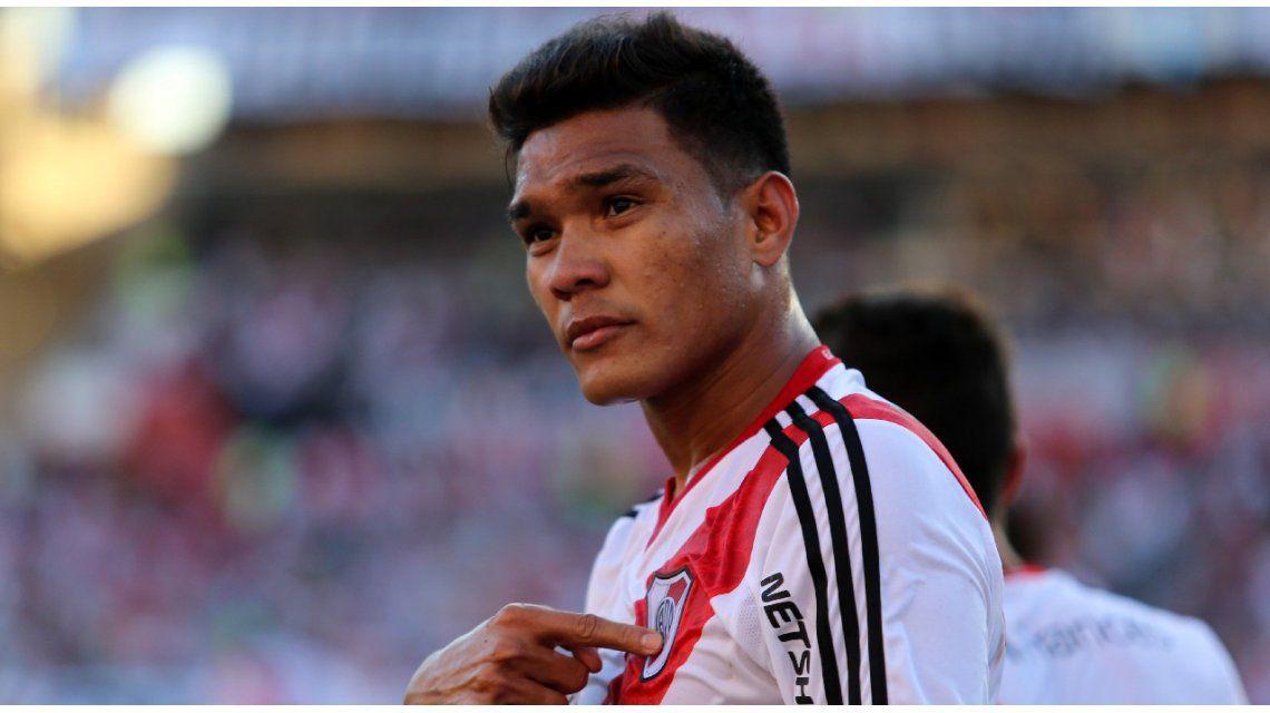 ¿Teo Gutiérrez jugará en un equipo argentino que no es River?