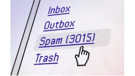 El spam alcanza la cifra más baja en 12 años