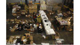 Procesan empresa que vendía mercadería de contrabando por Internet