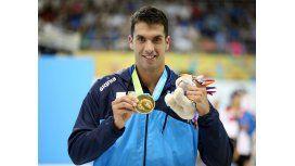 Con natación, Argentina gana su quinta medalla de oro