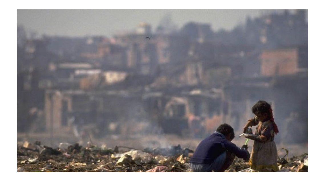 Según UNICEF hay en Argentina hay 4 millones de chicos en la pobreza