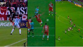 Otra vez los arbitrajes en la mira: tres goles, tres polémicas