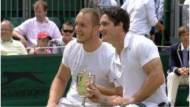 Para la historia: un argentino, campeón en Wimbledon