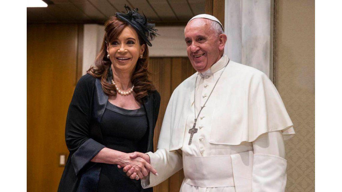 Cristina participará de una misa que el Papa oficiará en Cuba