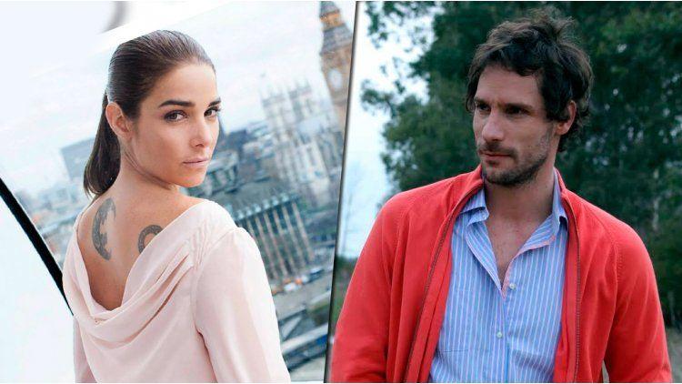 Juana Viale y Gonzalo Valenzuela