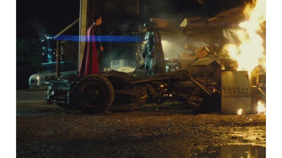 Furor por el nuevo tráiler de Batman vs. Superman