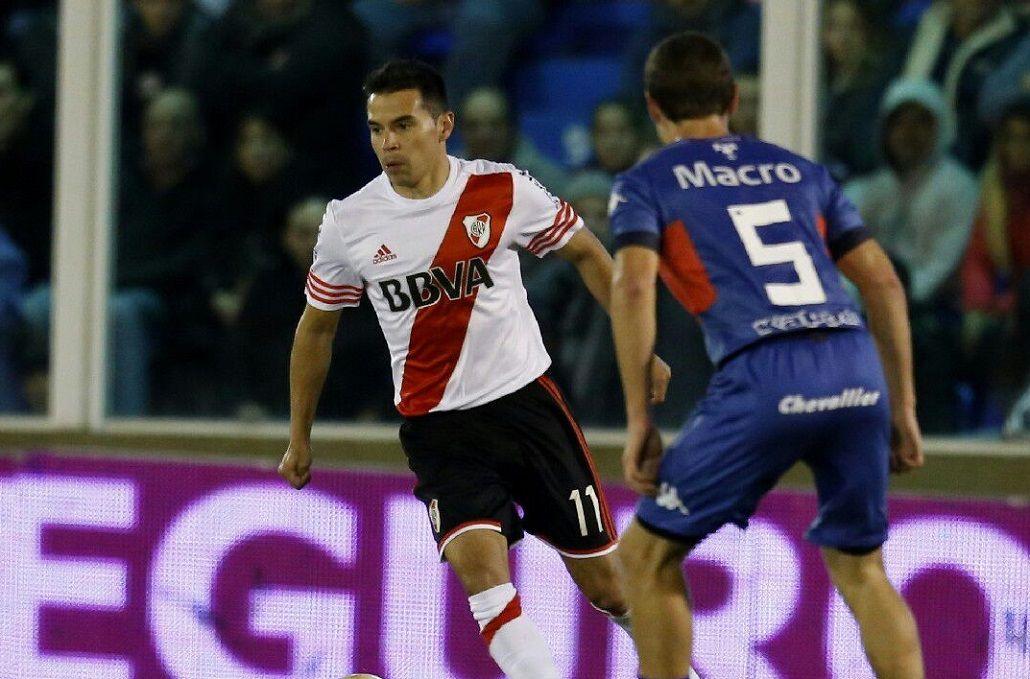 Devaluado: Saviola dejó River y lo quiere un equipo de la Primera C