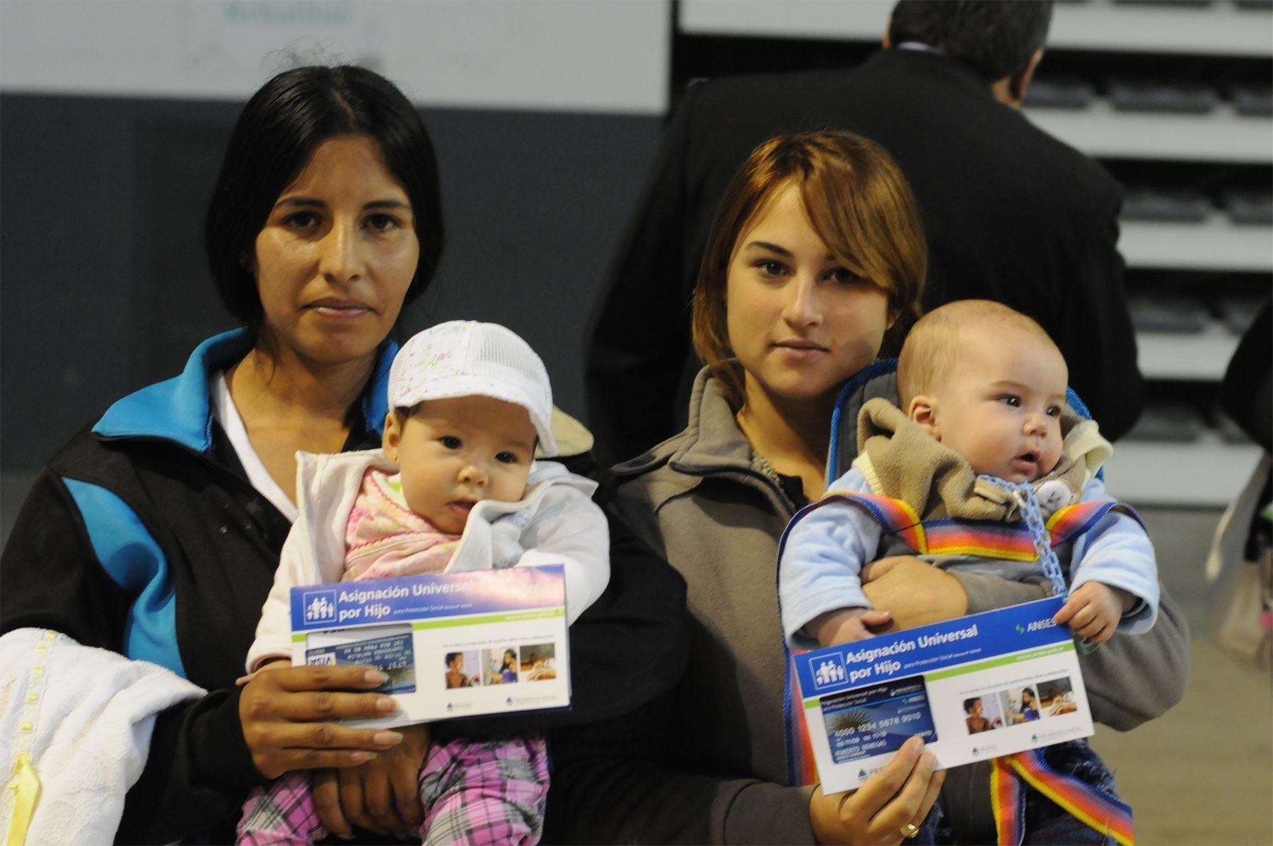 Mirá los cambios que anunció el Gobierno en las asignaciones familiares