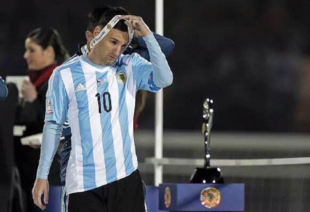 Papelón: Messi lo rechazó y la organización borró el premio al mejor jugador