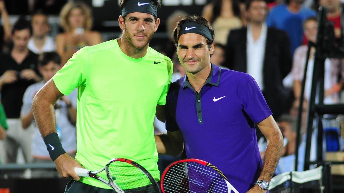 El mensaje de Del Potro a Federer y Nadal tras la final del Abierto de Australia
