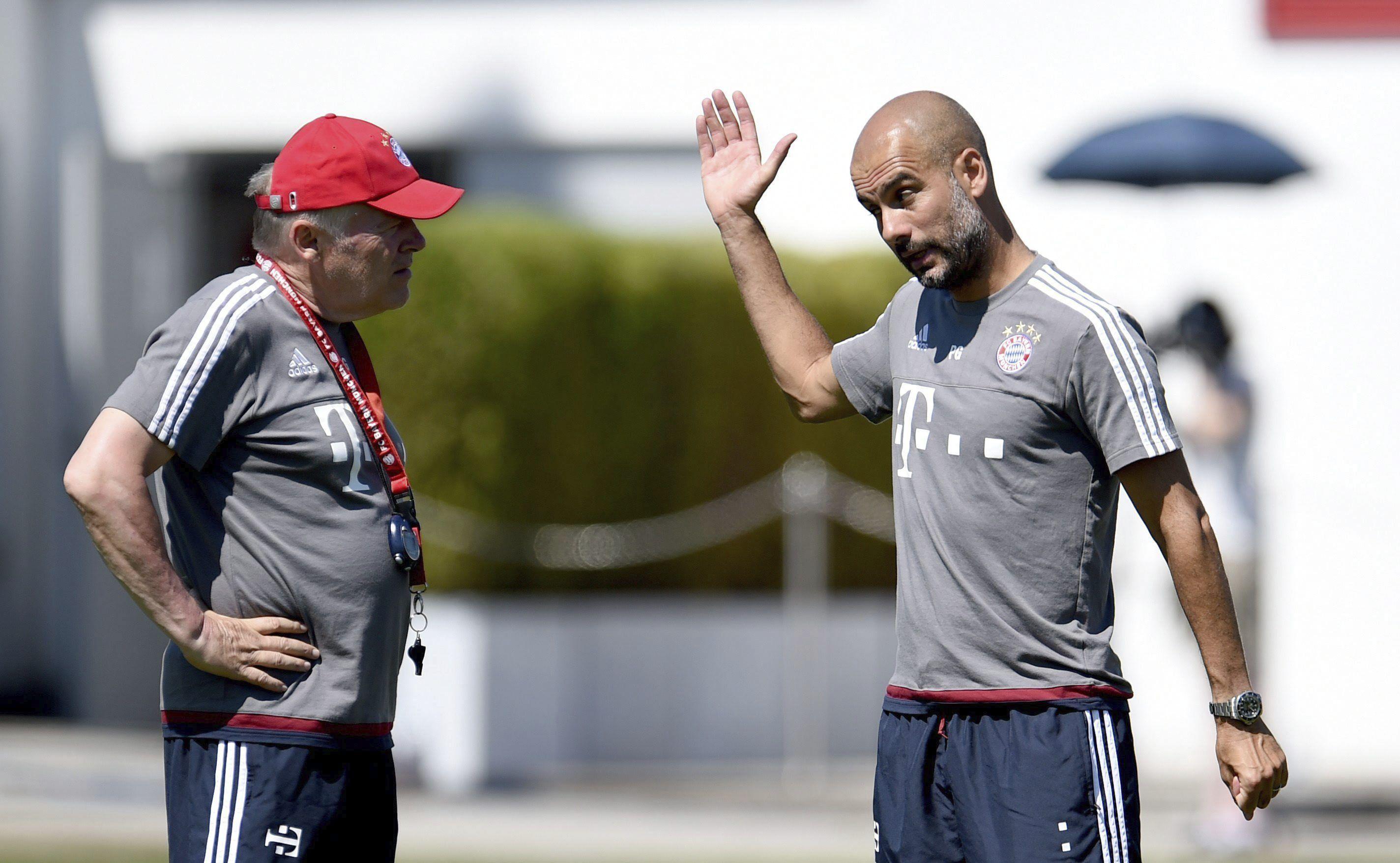 ¿Lo espera el City? Guardiola ya avisó que no seguirá en el Bayern Munch