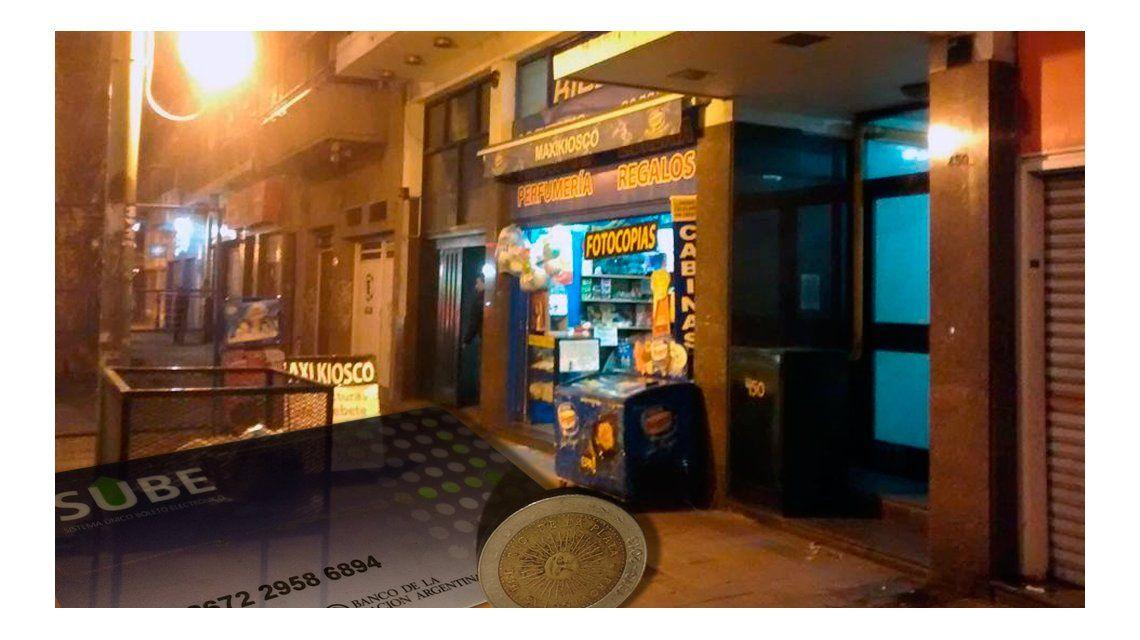 Como protesta los kiosqueros de La Plata no cargarán la SUBE, ni celulares