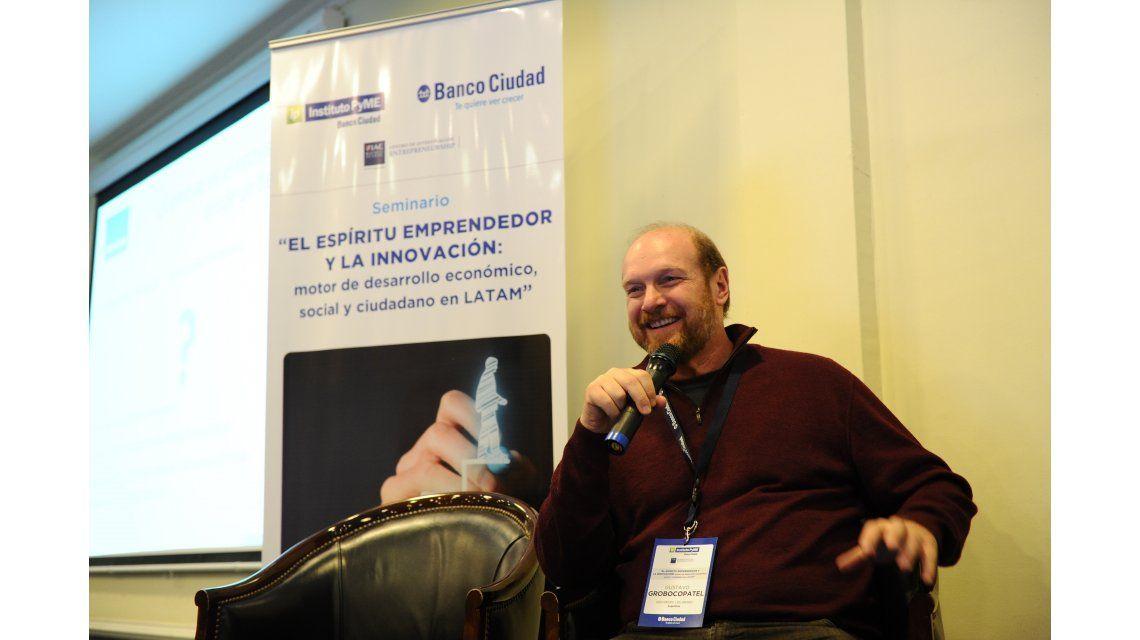 Gustavo Grobocopalet (Los Grobo)