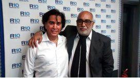 En Radio 10, El Puma Rodríguez contó su relación con Pablo Escobar