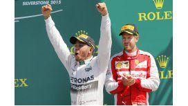 Fórmula 1: Lewis Hamilton ganó en Rusia y se acerca al título