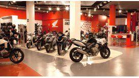 El patentamiento de motos creció 30%
