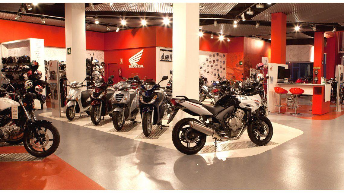 El patentamiento de motos creció casi 30% en noviembre