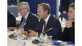 Líderes de la eurozona harán un cumbre, tras el referéndum en Grecia