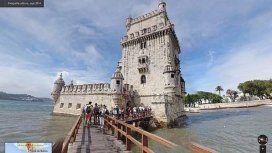 Google Street View permite visitas al interior de 57 monumentos portugueses
